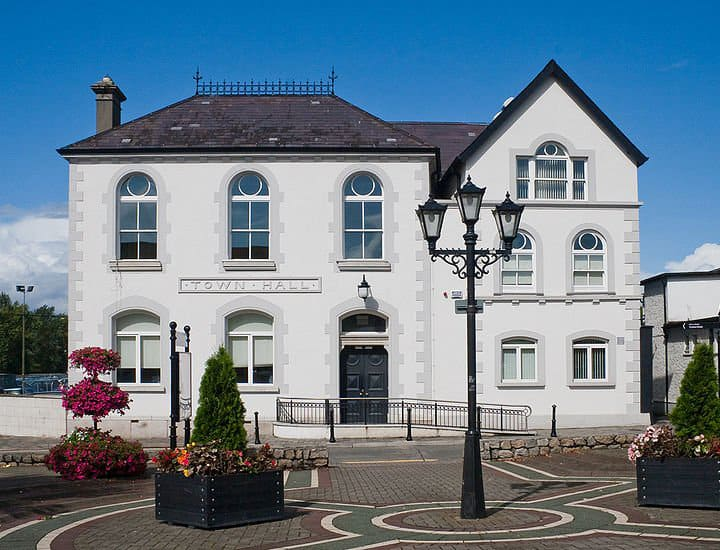 Carlow Town Hall