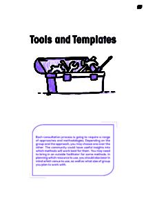 Community Consultation Toolkit